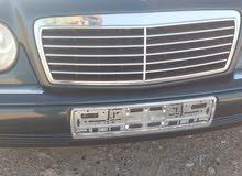 مرسيدس E240 ام العيون 1998