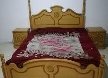 غرفة نوم كاملة + ثلاجة 14قدم مسترال +غاز بفرن 5عيون 0770070597