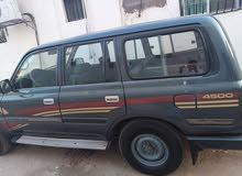 Toyota Land Cruiser car for sale 1993 in Jeddah city