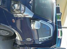Kia Bongo 2013 For Rent - Blue color