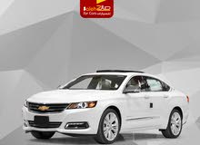 Gasoline Fuel/Power   Chevrolet Impala 2018