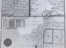 مطلوب ارض في منطقة العوابي في بوشر للمبادلة بأرض كورنر في المعبيلة الثامنة