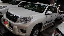 Toyota Prado Used in Baghdad