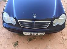 Manual Black Mercedes Benz 2003 for sale