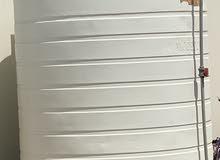 خزان ماء للبيع