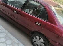 سيارة لانسر كريستالة موديل 98 للبيع