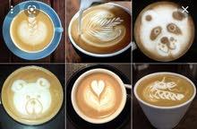 محضر قهوه (باريستا)