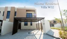 Corner 3BR Townhouse in Nasma Residences