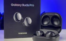 للبيع سماعات galaxy buds pro جديدة