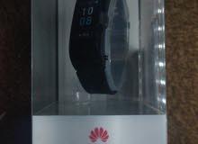 ساعة huawei talkband b5 جديدة