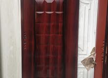 أبواب صينيه بتستحمل الشمس والمطر وبتشتغل داخلي وخارجي