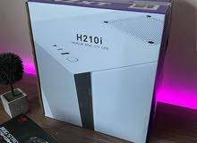 NZXT h210i case new not used 052,4,1.9,7.7.1,7 هذا رقم التواصل فقط الكيس جديد ارخص من السوق