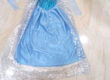 فستان فروزن تنكري