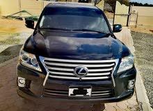 lexsus 570 2012, top model