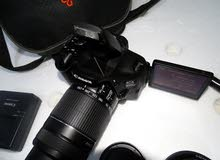 canon 600d +youngon 50mm 55-250mm canon(fixed price)