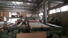 Decor Paper Pressing and Grooving Wood machine