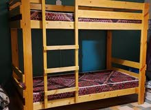 تخت طابقين سرير طابقين