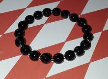 Black Onyx natural stone bracelet
