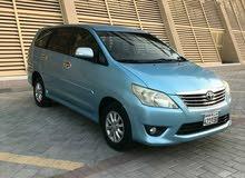 للبيع تيوتا إنوفا مديل 2014 For Sale Toyota Innova
