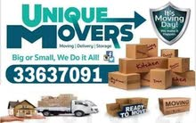 Unique movers