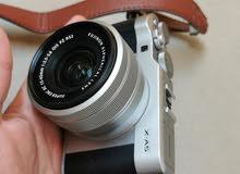 كاميرا رقمية بدون مرآة طراز X - A5 بدقة 24.2 ميجا بكسل