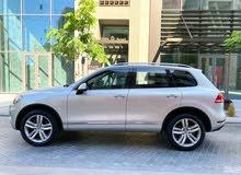 VW Touareg, 2014, 3.6 v6 cylinder, full option