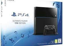 PS4 ultimate player 1TB