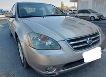 NISSAN ALTIMA 2006 V4 GCC SPECS FULL AUTOMATIC (2RD OPTION) FULL SERVICE HISTORY