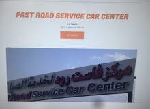 Fast road car service