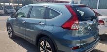 Honda crc 2015 خليجي ماشيه 60الف كلم  فقط من صبغ حوادث للبيع سعر46500