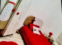 غرفة نوم فردية بناتيا أستعمال إنضيف مشاءالله