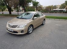 For sale 2012 Beige Corolla