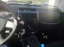 جيب ليبرتي 2009 اللون ازرق المحرك والكنبيو بحالة جيدة الدفاع ثنائي المحرك 37