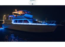 yacht for rent new year