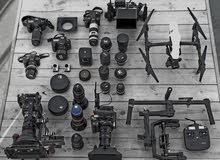 مصور فوتوغرافي ومونتاج