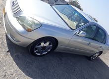 Gasoline Fuel/Power   Lexus LX 2002