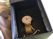 ساعة مش ملبوسة جديدة