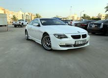 BMW 645 car for sale 2005 in Hawally city