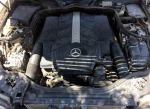 Automatic Used Mercedes Benz E500