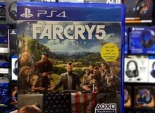 PS4 game farcry 5 for sale in good condition