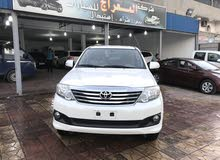 Used 2013 Fortuner in Tripoli
