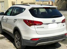 2015 Used Santa Fe with Manual transmission is available for sale