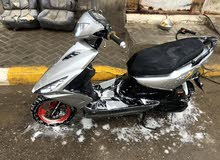 Basra - Yamaha motorbike made in 2010 for sale
