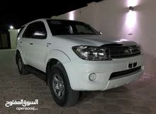 2010 Toyota Fortuner for sale in Sabha