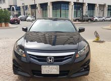 Honda Accord 2011 For sale - Black color