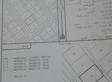 للبيع أرض سكنية في صحم / المرفع