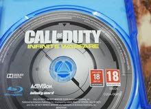 شريط call of duty infinite