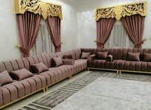 we make all kind of sofa set & mojlish set