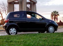 Black Toyota Yaris 2003 for sale