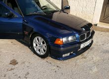Manual Blue BMW 1993 for sale